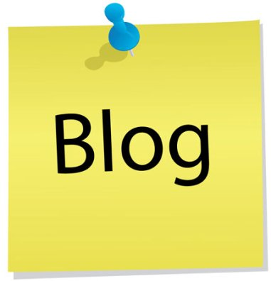Escrever e blogar é só começar