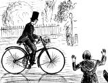 Padre Vicentao foi pro céu de bicicleta
