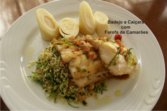 Prato vencedor - Navegantes Restaurante