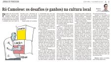 Rô Camolese: os desafios (e ganhos) na cultura local