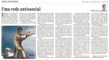 Uma rede antissocial