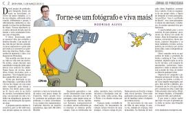 Torne-se um fotógrafo e Viva Mais!