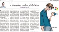 A internet e a mudança de hábitos