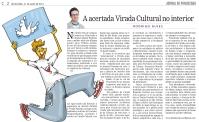 A acertada Virada Cultural no interior