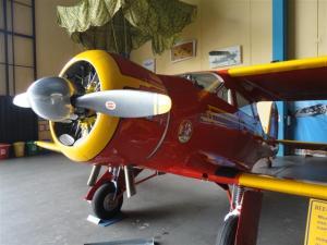 O Beechcraft Staggerwing: modelo preferido de Marilyn Monroe