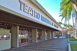 O Teatro Municipal Dr. Losso Netto abriga parte da programação | Foto: Rodrigo Alves