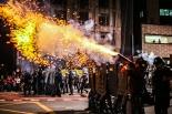 São Paulo- SP- Brasil- 29/08/2016- Manifestação contra o governo interino de Michel Temer, na avenida Paulista. Foto: Paulo Pinto/ AGPT